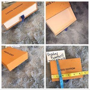 Louis Vuitton Accessories - Authentic LV Box